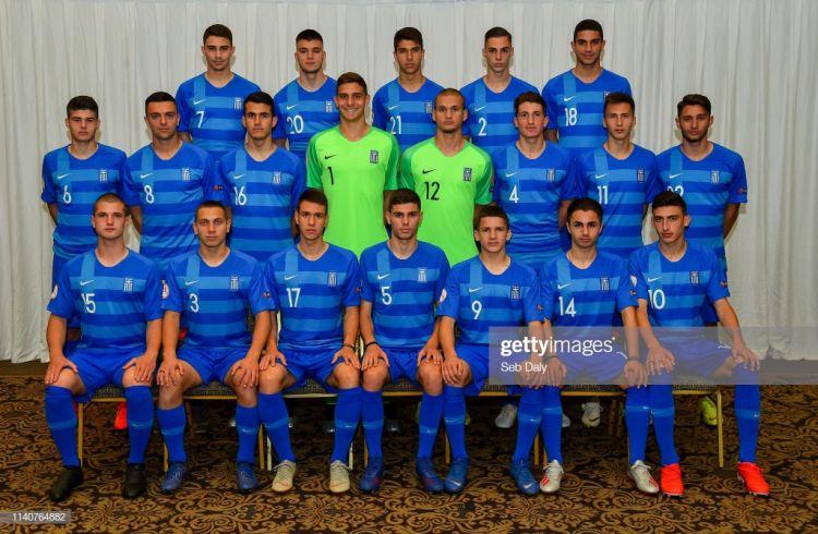 Σπουδαία εμπειρία για τον Χρήστο Γ. Μπελεβώνη η συμμετοχή στο Euro U17
