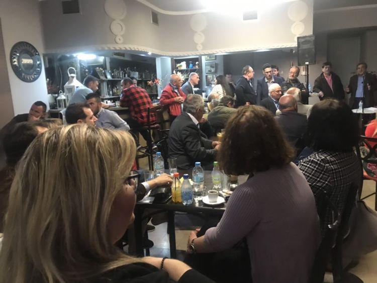 Ομιλία του Σταύρου Καμμένου στις Παπαδάτες της Δημοτικής Κοινότητας Αρακύνθου (ΔΕΙΤΕ ΦΩΤΟ)