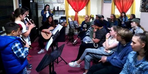 Μεσολόγγι: Επίσκεψη μαθητών του Αμβούργου στον «Ιωσήφ Ρωγών» (ΔΕΙΤΕ ΦΩΤΟ)