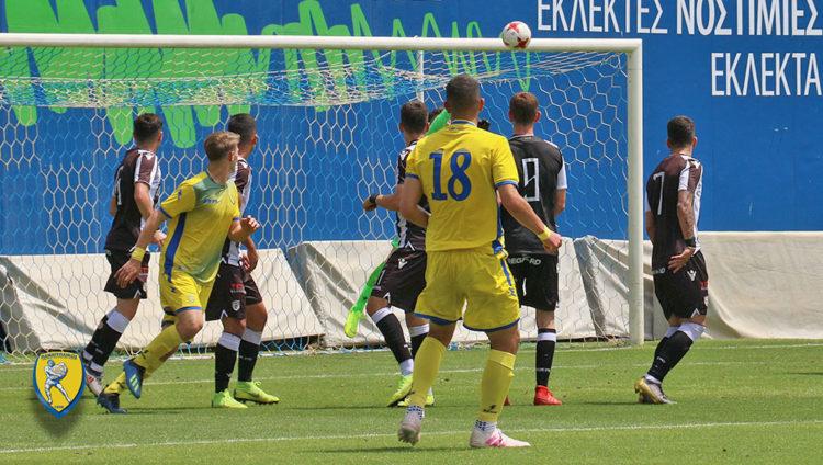 K19 Παναιτωλικού: Ήττα από τον ΠΑΟΚ με 4-0 στον εξ'αναβολής αγώνα