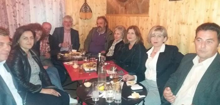 Αγρίνιο: Επίσκεψη Καραμητσόπουλου σε Καμαρούλα και Άγιο Νικόλαο (ΦΩΤΟ)