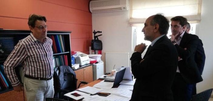 Απόστολος Κατσιφάρας: Η Δημόσια Διοίκηση χρειάζεται ανθρώπινο δυναμικό και οικονομικούς πόρους – Συναντήσεις στην Αποκεντρωμένη Διοίκηση και την 6η ΥΠΕ