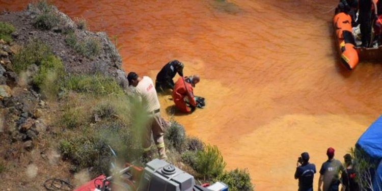 Serial Killer στην Κύπρο: Τρίτο τσιμεντομπλόκ εντοπίστηκε στην «Κόκκινη Λίμνη»