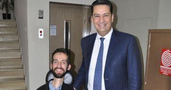 """Παπαναστασίου σε Κυμπουρόπουλο: """"Στέλιο, έχεις κερδίσει το σεβασμό όλης της ελληνικής κοινωνίας"""" (ΦΩΤΟ)"""