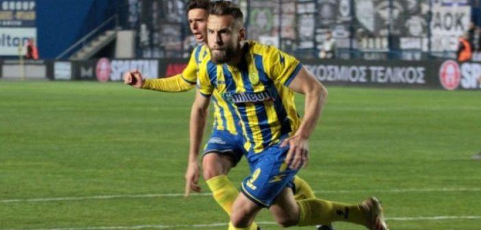 Μπαϊροβιτς: «Χαρούμενος στον Παναιτωλικό, μπορώ καλύτερα»