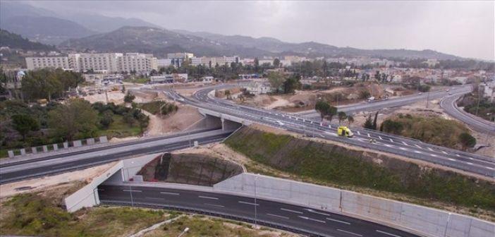 Ολυμπία Οδός: Κυκλοφοριακές ρυθμίσεις μεταξύ των κόμβων Πάτρας και Εγλυκάδας