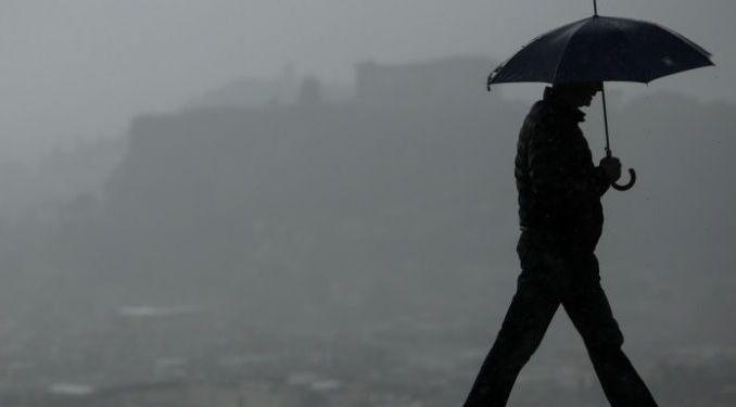 Πενθήμερο βροχών προβλέπει η ΕΜΥ – Που θα «χτυπήσει» η κακοκαιρία (χάρτες)