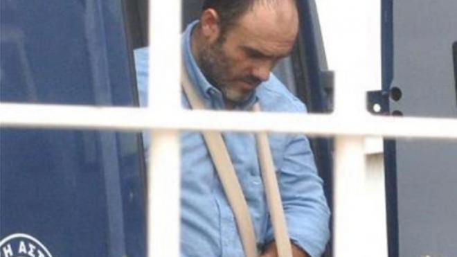 Δυτική Ελλάδα: Δρακόντεια μέτρα ασφαλείας για τη μεταφορά του Νίκου Παλαιοκώστα στο νοσοκομείο