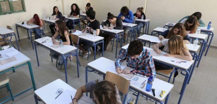 """Στη μάχη των Πανελλαδικών Εξετάσεων 5.000 υποψήφιοι των Γενικών Λυκείων από τη Δυτική Ελλάδα – Άρχισε σήμερα ο """"Γολγοθάς"""" τους!"""