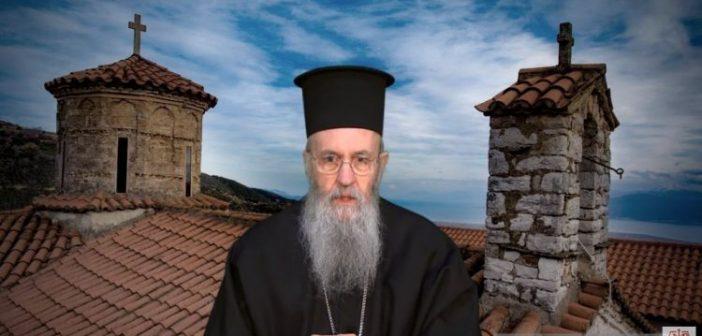"""Ναυπάκτου Ιερόθεος: """"H μυστική προσευχή"""" (ΔΕΙΤΕ VIDEO)"""