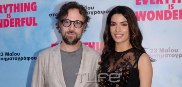 Τόνια Σωτηροπούλου: Με τον Κωστή Μαραβέγια στο πλευρό της, στην επίσημη πρεμιέρα της νέας της ταινίας! (ΦΩΤΟ)