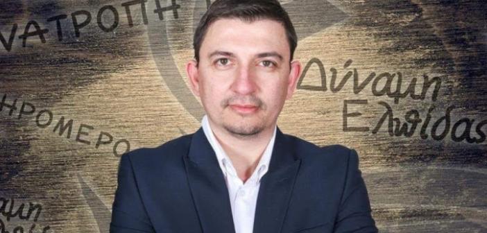 """Γιάννης Τριανταφυλλάκης: """"Στήριξη δική μας είναι οι πολίτες του Ξηρομέρου που μας πλαισιώνουν και μόνο"""""""