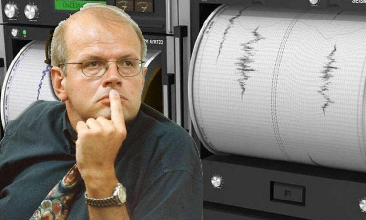 Τι λέει ο Τσελέντης για τους σημερινούς σεισμούς στη Ζάκυνθο