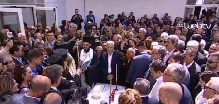 Ο πρωθυπουργός εγκαινιάζει το νέο Νοσοκομείο Λευκάδας (ΔΕΙΤΕ LIVE)