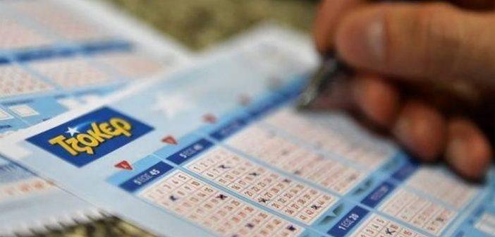 Τζόκερ: Από την Δυτική Ελλάδα ο τυχερός των 1,9 εκατ. ευρώ