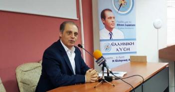 Ερώτηση Βελόπουλου για τους νέους αγρότες και κτηνοτρόφους της Αιτωλοακαρνανίας που ζητούν ειδική στήριξη εν μέσω των απαγορεύσεων λόγω κορωνοϊού
