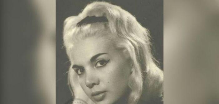 «Έφυγε» η ηθοποιός Βιβέτα Τσιούνη
