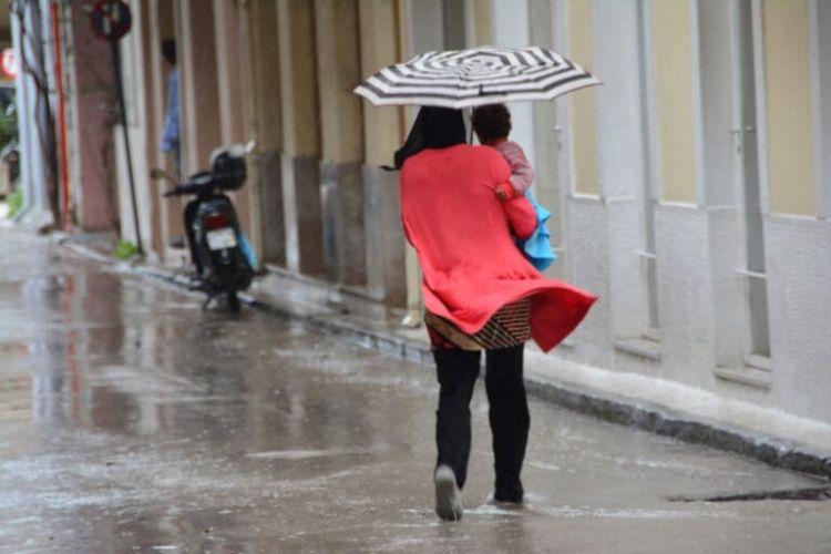Καιρός σήμερα: Έρχεται κακοκαιρία με βροχές και καταιγίδες!