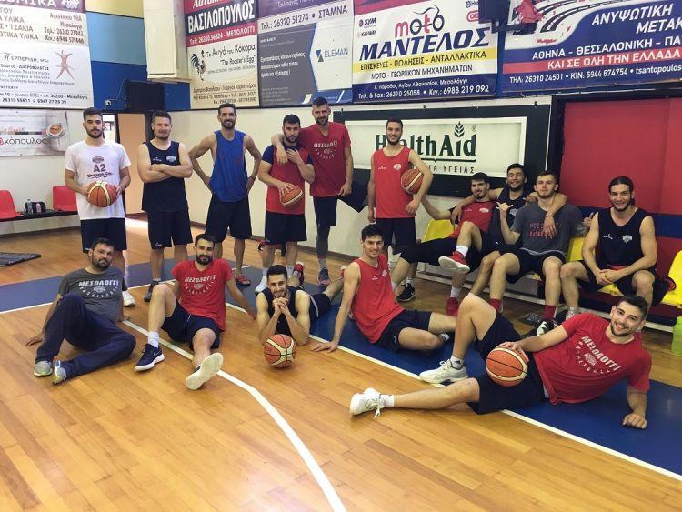 Χωρίς άγχος στο Ιβανώφειο κόντρα στον Ηρακλή για τα play-off ο Χαρίλαος Τρικούπης!