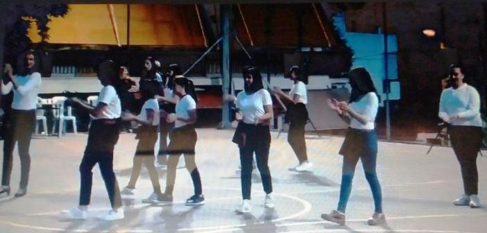 Στο Αγρίνιο, χόρεψε το εφηβικό τμήμα Καλυβίων (ΔΕΙΤΕ ΦΩΤΟ)