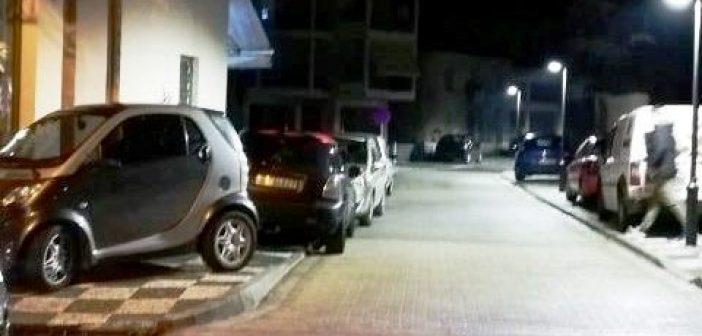 Μετέτρεψαν σε χώρο πάρκινγκ τον ωραιότερο πεζόδρομο του Αγρινίου! (ΔΕΙΤΕ ΦΩΤΟ)