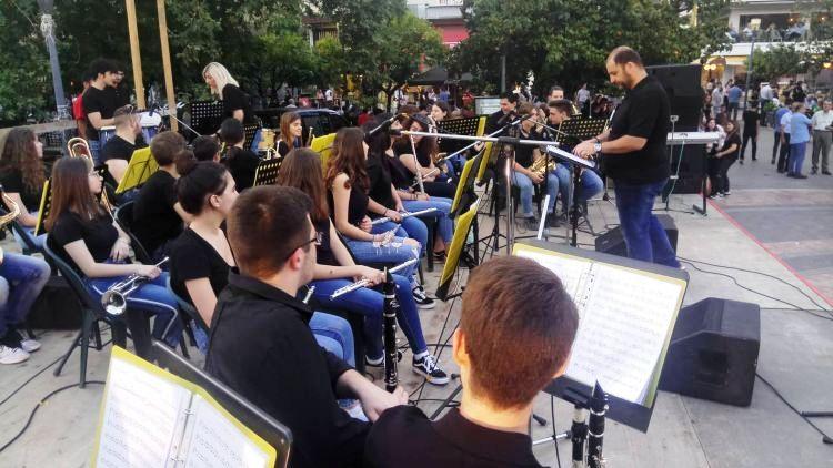Εκδηλώσεις στην πλατεία Δημοκρατίας για την απελευθέρωση του Αγρινίου (11η Ιουνίου 1821) – ΦΩΤΟ + VIDEO