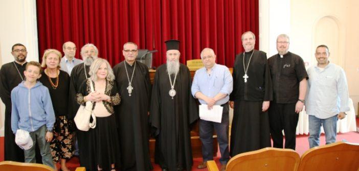 Επίσκεψη υποψηφίων διδακτόρων θεολογίας από την Αμερική στη Ναύπακτο (ΔΕΙΤΕ ΦΩΤΟ)