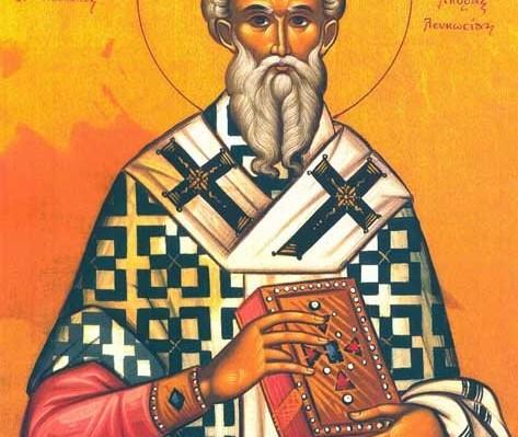Άγιος Τριφύλλιος: Ο πρώτος επίσκοπος Λευκωσίας
