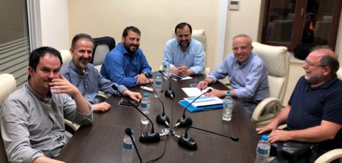 Η αξιοποίηση της περιουσίας του ΤΜΕΔΕ στο επίκεντρο της συνάντησης στο ΤΕΕ Αιτωλοακαρνανίας (ΦΩΤΟ)