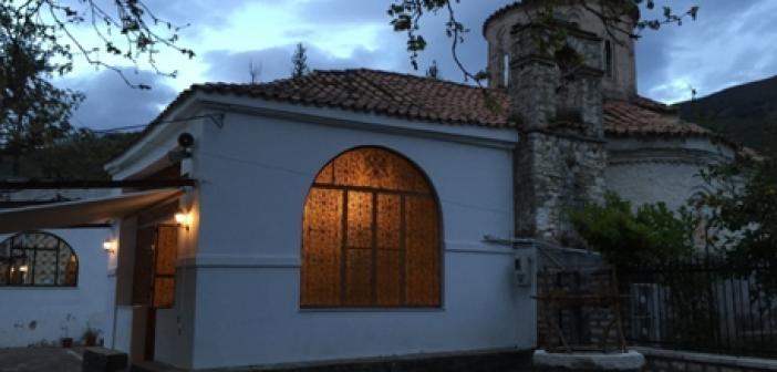 Χρήστος Σιάσος: Ιερά Μονή Αγίου Συμεών Μεσολογγίου και οι Πανηγυριστές ΑηΣυμιώτες (ΔΕΙΤΕ ΦΩΤΟ)