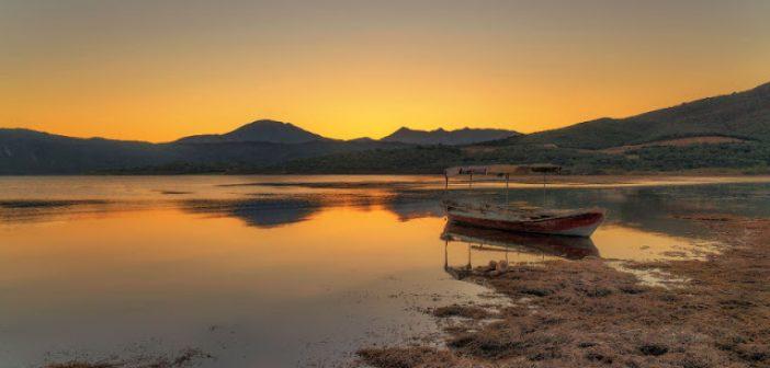 Λίμνη Αμβρακία, ένας επίγειος παράδεισος δίπλα μας! (ΔΕΙΤΕ ΦΩΤΟ)