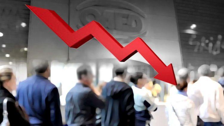 Έπεσε κι άλλο η ανεργία – Στο 18,1% τον Μάρτιο