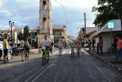 8η Ποδηλατοδρομία Συλλόγων Γονέων και Κηδεμόνων Παναιτωλίου