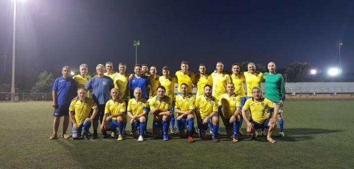 Νίκη για τους δικηγόρους του Αγρινίου στο Πρωτάθλημα Ποδοσφαίρου Δικηγορικών Συλλόγων (ΔΕΙΤΕ ΦΩΤΟ)