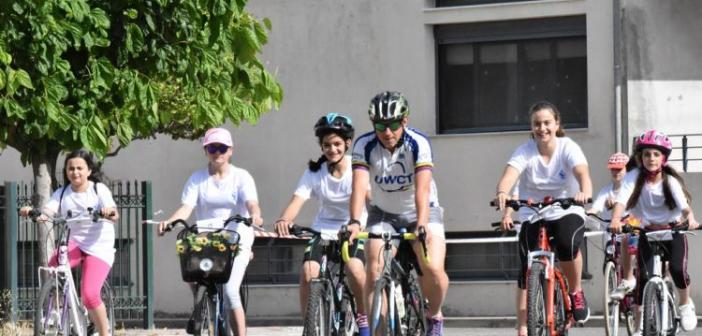 Πλήθος συμμετοχών στον 2ο Ποδηλατικό Αγώνα Δρόμου Δημοτικών Σχολείων Μεσολογγίου (ΦΩΤΟ)
