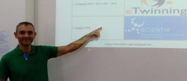 Ημερίδες eTwinning και Scientix σε σχολεία του Μεσολογγίου και της Ναυπάκτου (ΔΕΙΤΕ ΦΩΤΟ)