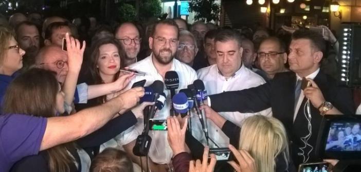 Νεκτάριος Φαρμάκης: Η δική μας θητεία θα είναι για όλους – Τρεις νομοί, μία γροθιά!