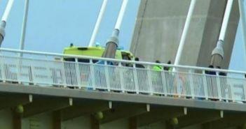 """Δυτική Ελλάδα: """"Μυστήριο"""" με την πτώση και το θάνατο ποδηλάτη από τη Γέφυρα Ρίου – Αντιρρίου"""