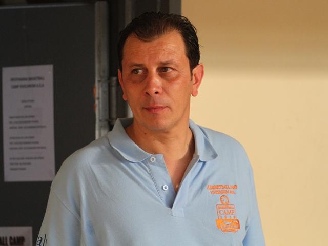 Δηλώσεις Γιάννη Διαμαντάκου για το ξεκίνημα του 2ου Basketball Camp Vivechrom του Α.Ο. Αγρινίου (VIDEO)