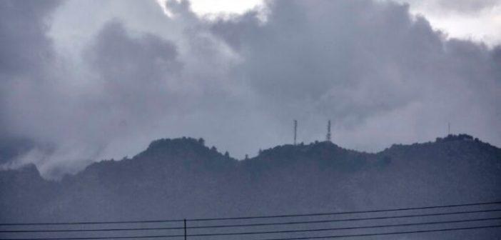 Καιρός: Άλλη μια ημέρα με βροχή, αέρα και χαλάζι (ΔΕΙΤΕ ΧΑΡΤΕΣ)