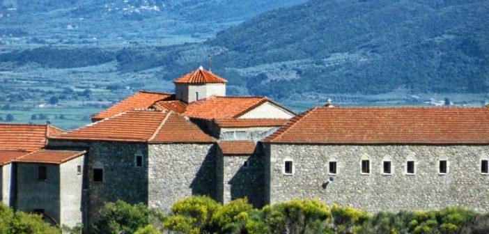 "To μοναστήρι της Παναγίας της ""Λιγοβιτσάνας"" στο Ξηρόμερο (ΔΕΙΤΕ VIDEO)"