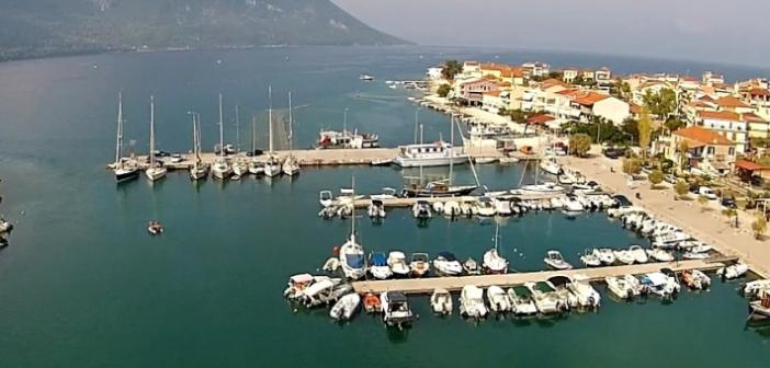 Βίντεο από drone για την τουριστική προβολή του Μύτικα από τον Ναυτικό Όμιλο Μύτικα – Αλυζίας