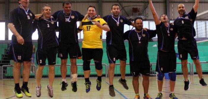 Με επιτυχία το 15ο Πανελλήνιο Πρωτάθλημα Παλαιμάχων Βόλεϊ στη Ναύπακτο (ΔΕΙΤΕ ΦΩΤΟ)
