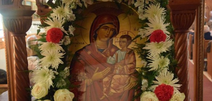 Η Παναγία Προυσιώτισσα στη Σάρλοτ της Βόρειας Καρολίνας (ΔΕΙΤΕ ΦΩΤΟ)
