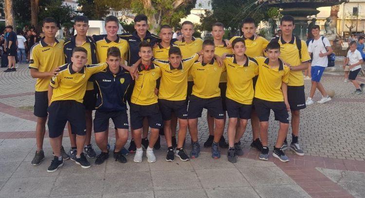 Πρώτη θέση για τον Παναιτωλικό στο 3nd Filiatra Cup στην κατηγορία U14