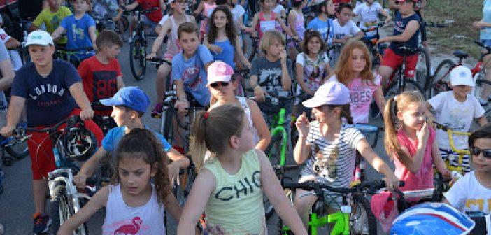 Με μεγάλη συμμετοχή η 8η Ποδηλατοδρομία Σχολικών Συλλόγων Παναιτωλίου (ΔΕΙΤΕ ΦΩΤΟ)