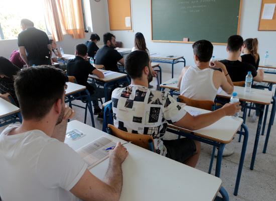 Τα σημερινά θέματα των Πανελλαδικών Εξετάσεων στα ΕΠΑΛ