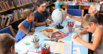 Παχαραλάμπειος Βιβλιοθήκη Ναυπάκτου: Πρόσκληση Εθελοντών για την Καλοκαιρινή Εκστρατεία Ανάγνωσης και Δημιουργικότητας