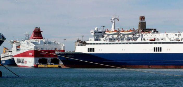 Απεργία ΠΝΟ στις 3 Ιουλίου – Δεμένα τα πλοία σε όλα τα λιμάνια