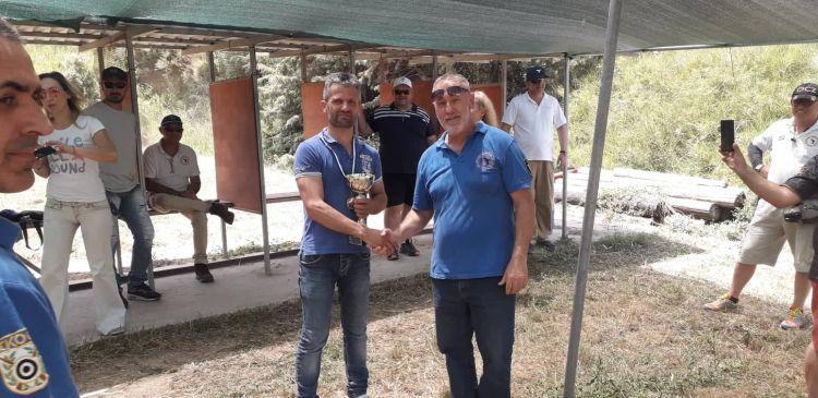 Διάκριση αθλητή του Σκοπευτικού Ομίλου Αιτωλοακαρνανίας σε αγώνες στην Πάτρα (ΦΩΤΟ)